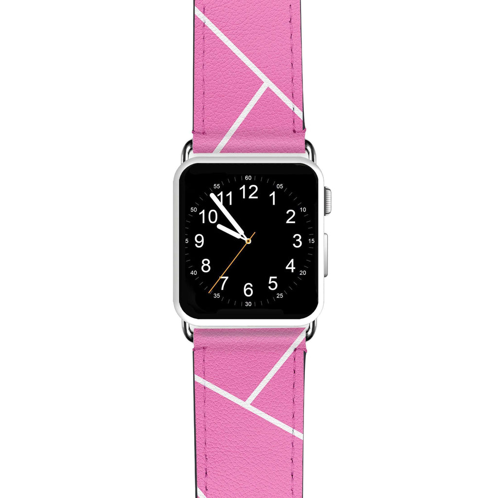 Geometric Lines III APPLE WATCH BANDS