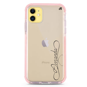 Grand Custom Name - Custom iPhone 8 Plus Nova Case