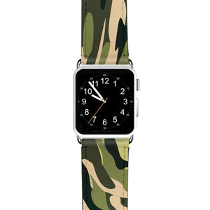 Abstract Camo I APPLE WATCH BANDS