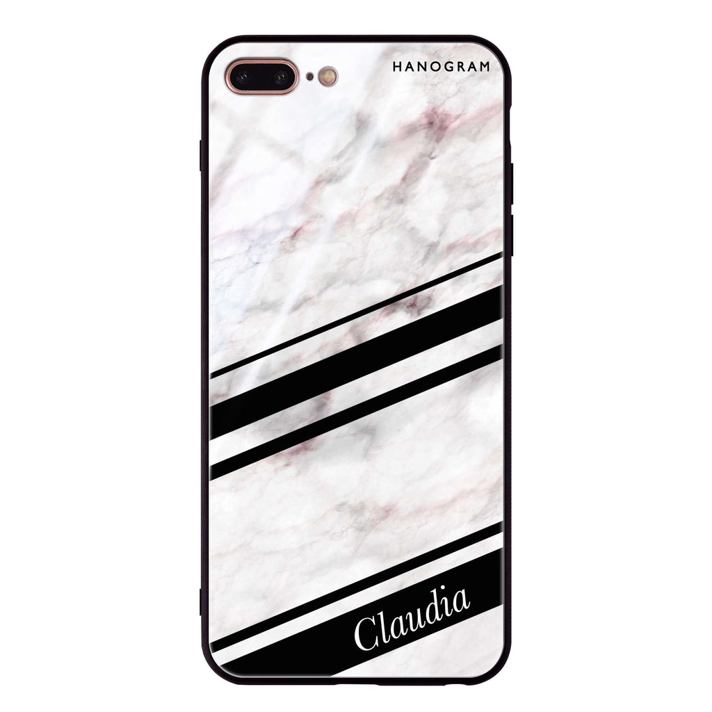 Marble Z iPhone 7 Plus Glass Case