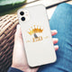 Rainbow Unicorn - Custom iPhone 8 Plus Nova Case