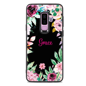 Floral Dream II Samsung S9 Plus Glass Case