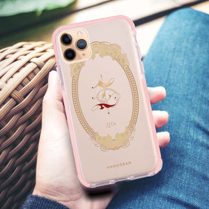 Gothic Ornamental iPhone 11 Pro Max Frosted Bumper Case