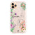 Floral Bride I Shockproof Bumper Case