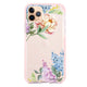 Tropical Floral Frosted Bumper Case