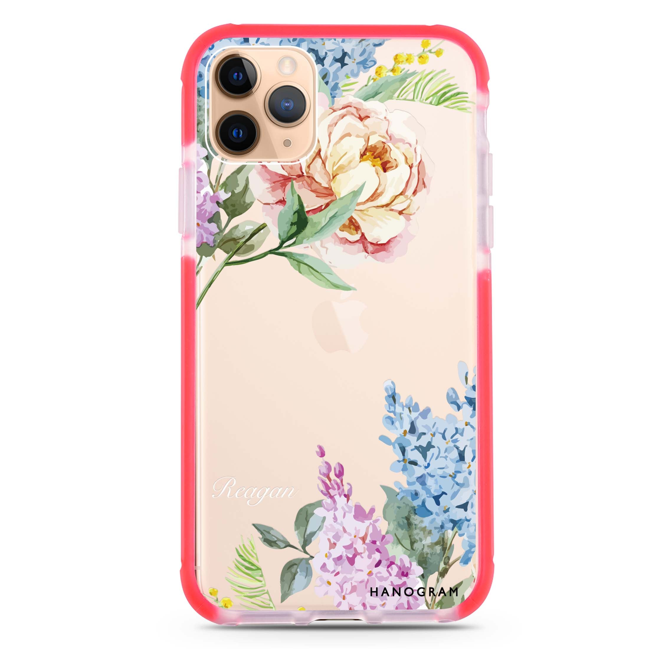 Tropical - Pink iPhone 11 case