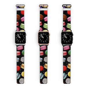 Macarons Land I APPLE WATCH BANDS