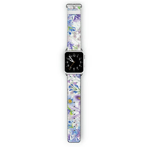 Flowers Bloom APPLE WATCH BANDS