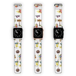 Beach me up APPLE WATCH BANDS