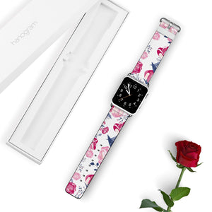 Trendy Flowers APPLE WATCH BANDS