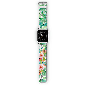 Floral Imagination APPLE WATCH BANDS