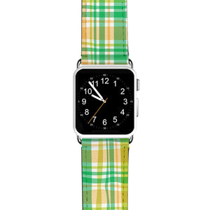 Plaid APPLE WATCH BANDS