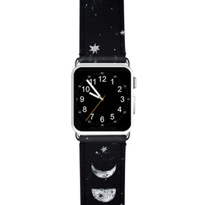 Phases of the moon APPLE WATCH BANDS