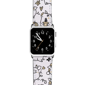 Lovely Piggy APPLE WATCH BANDS