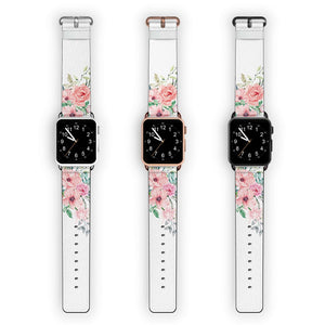 Forever Love Rose APPLE WATCH BANDS