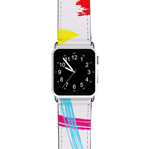 Brush Paint APPLE WATCH BANDS