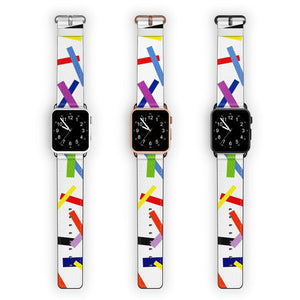 Abstract Art APPLE WATCH BANDS