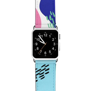 Trendy Abstract II APPLE WATCH BANDS