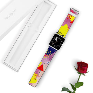 Trendy Abstract III APPLE WATCH BANDS
