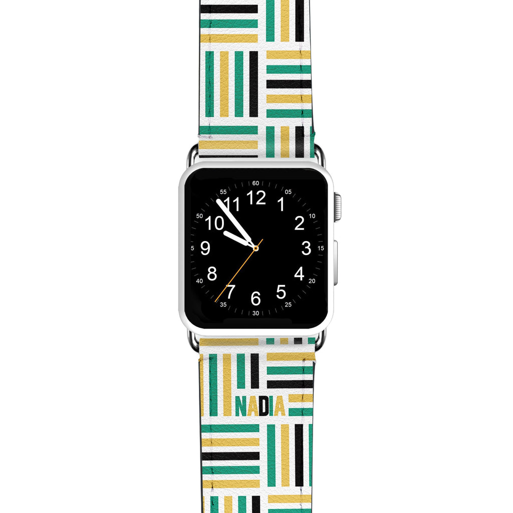 Stripes Camo APPLE WATCH BANDS