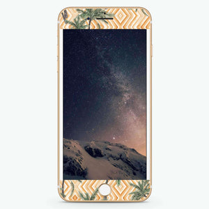 Desert Artistic Skin Screen Protector For iPhone