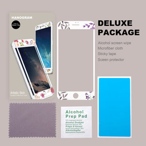 With Love Artistic Skin Screen Protector For iPhone