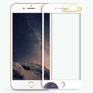 Outer Space Artistic Skin Screen Protector For iPhone