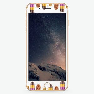 Sweet Sweet Artistic Skin Screen Protector For iPhone