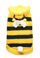 Bumble Bee Dog Sweater - Miami Pooch Pet Boutique