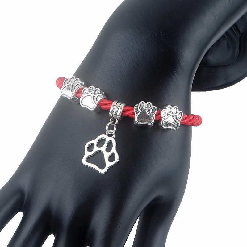 Paw  Bracelet - Miami Pooch Pet Boutique