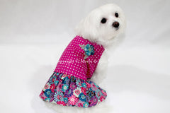 Carrie Dog Dress - Miami Pooch Pet Boutique