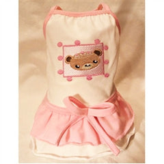 Bears Dog Dress - Miami Pooch Pet Boutique