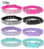 Rhinestone Dog Collar - Miami Pooch Pet Boutique
