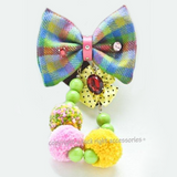 Clown Dog Necklace - Miami Pooch Pet Boutique
