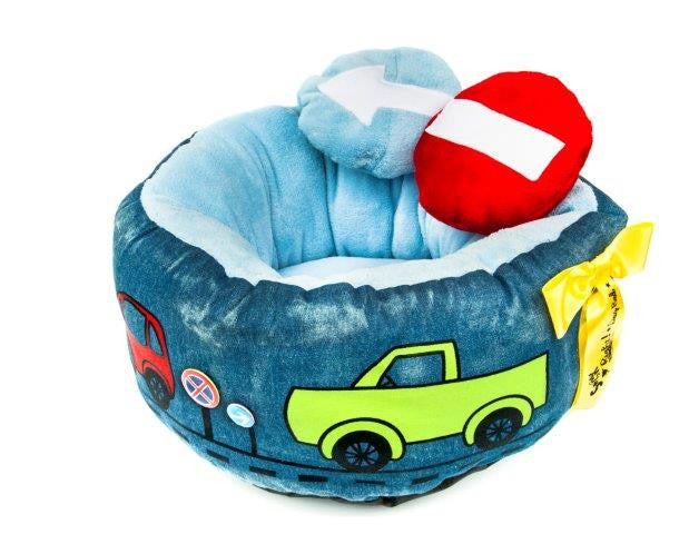 Racer Dog Bed