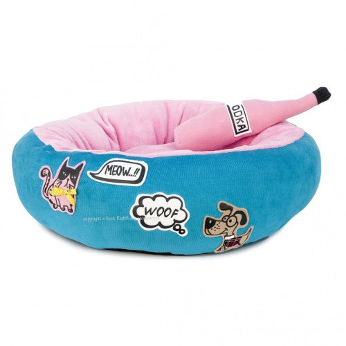 Cats and Dogs Bed