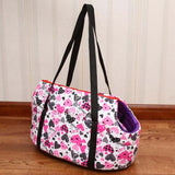 Pink Heart Dog Carrier - Miami Pooch Pet Boutique