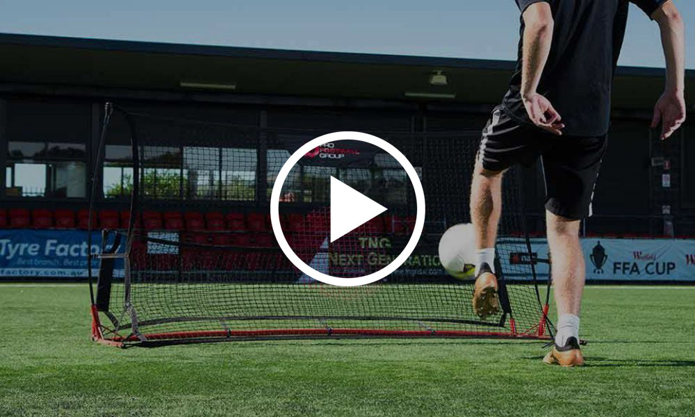 7b0c0a769 PRO Skill Soccer Rebounder - Improve your touch and control