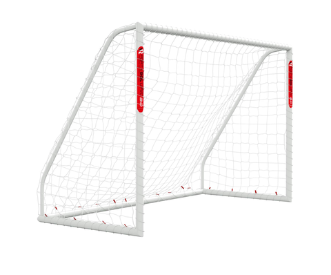 PORTA GOL UPVC GOAL POST WITH ELASTIC & BAG