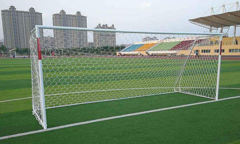 Portable Aluminium Soccer Goal - 5 Years Warranty