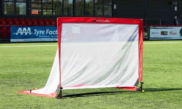Square Pop Up Goal Pair - 2 Years Warranty