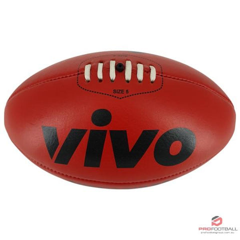 VIVO Genuine Leather Aussie Rules Ball