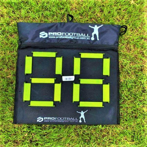 Player Substitution Board (with Bag)