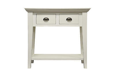 Shabby Chic French Style white Console/dressing/HALL Table