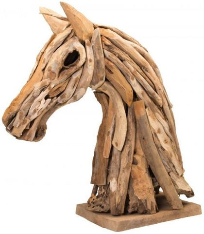 TREE ROOT horse head