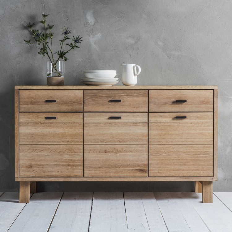 Kelly Sideboard 3 Doors 3 Drawers,