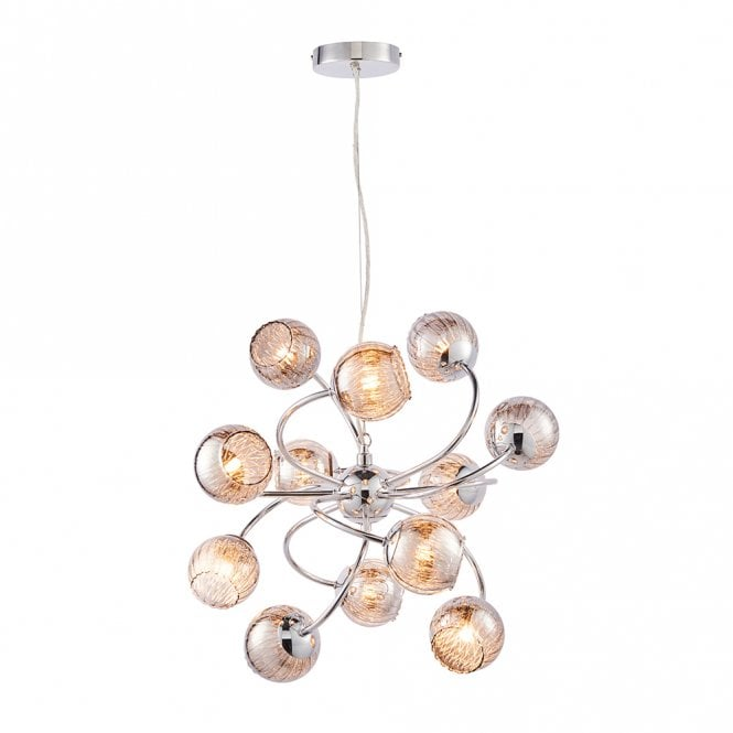 Ariel 12 Pendant Light W540 x D540 x H1770mm