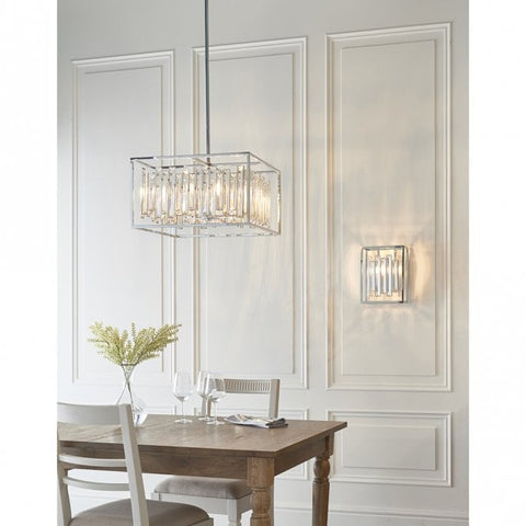 Acadia 6 Pendant Light chandelier