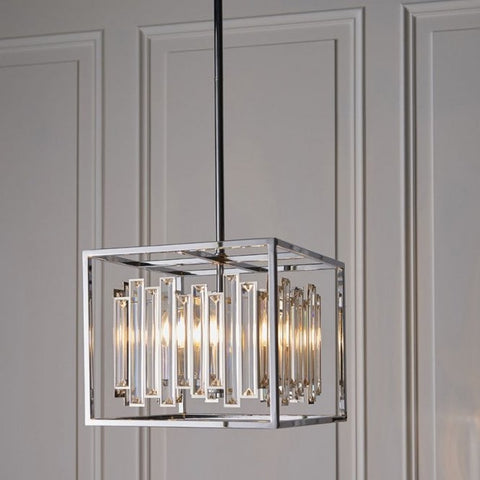 Acadia 4 Pendant Light Chandelier