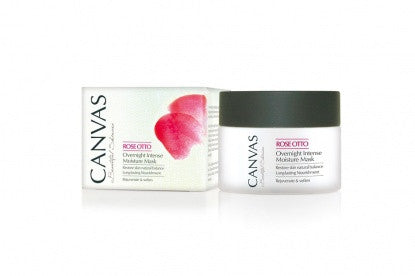 Canvas Rose Otto Overnight Intense Moisture Mask 90ml